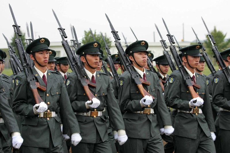 陸上自衛隊 少年工科学校 創立51...